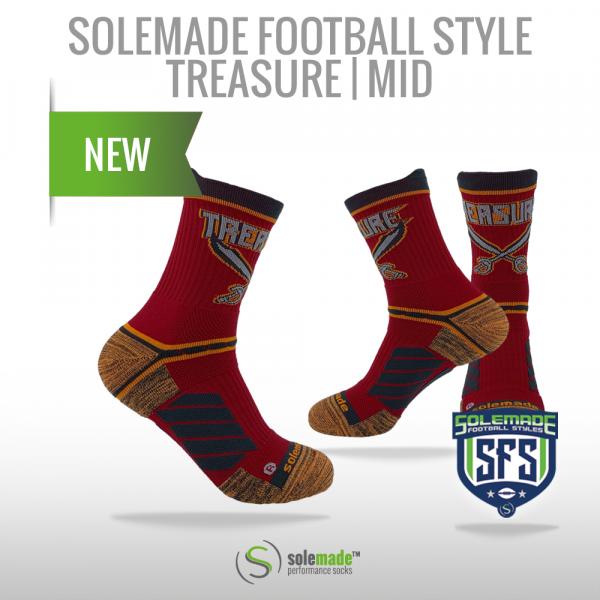 solemade Football Style Treasure / Mid