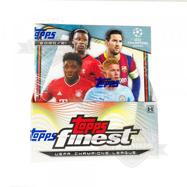 Topps Finest UEFA Champions League 2020-2021 Hobby