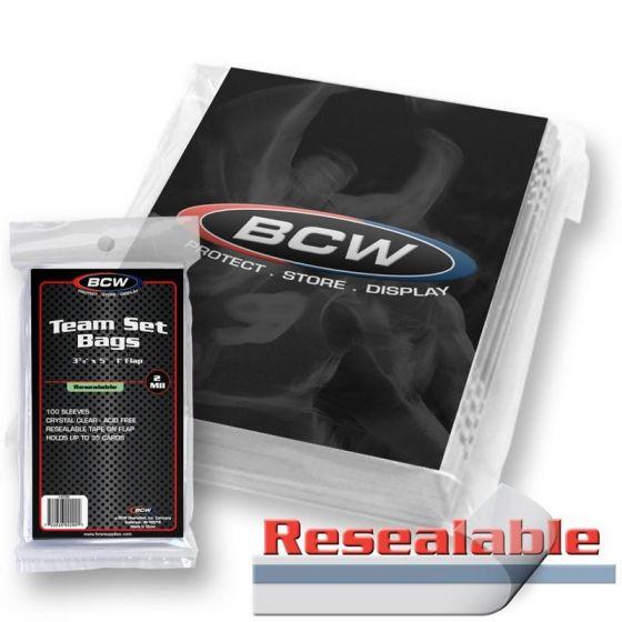 BCW Team Set Bags