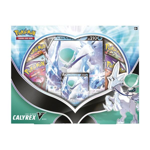 Pokemon Calyrex August V Box - EN