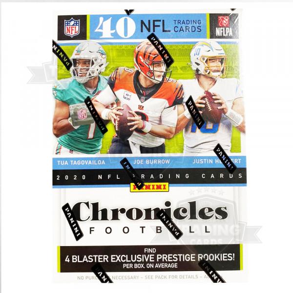 Panini Chronicles 2020 Football NFL Blaster Box