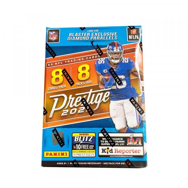 Panini Prestige Football 2021 Blaster Box