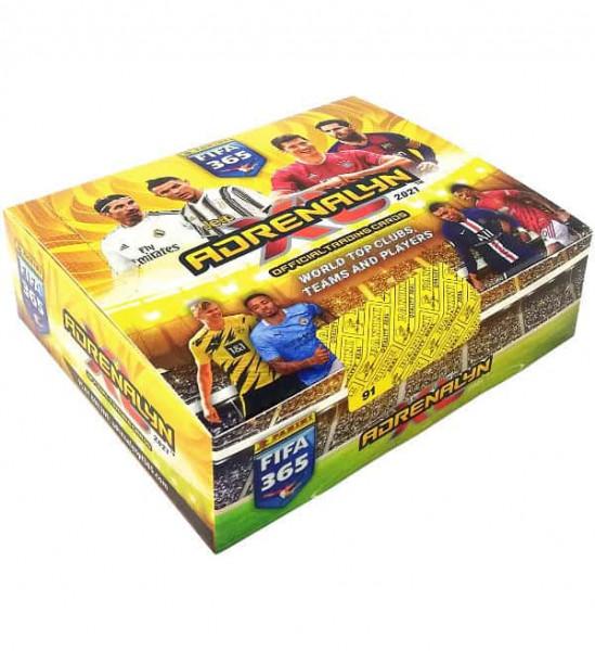 2021 FIFA 365 Adrenalyn XL Booster