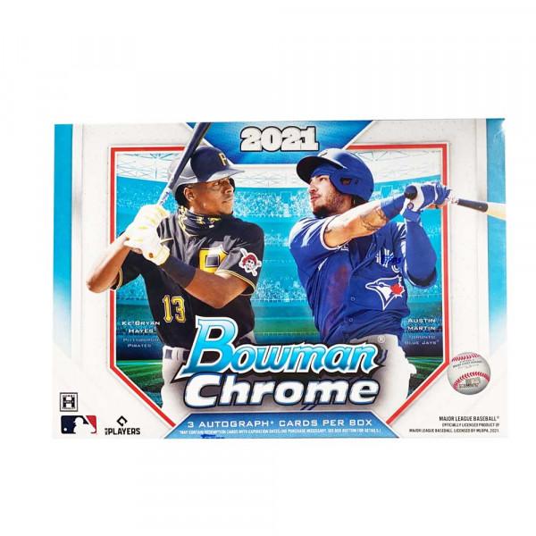 2021 Bowman Chrome HTA Choice Box
