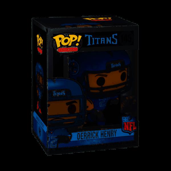 Funko Pop - Derrick Henry - Tennessee Titans - 145