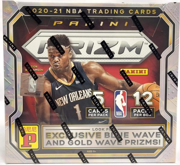 Panini Prizm Basketball 20/21 Asia Box