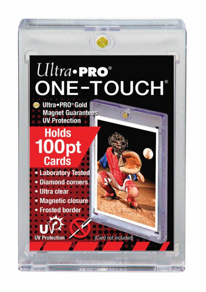 UP One Touch Card Holder 100pt