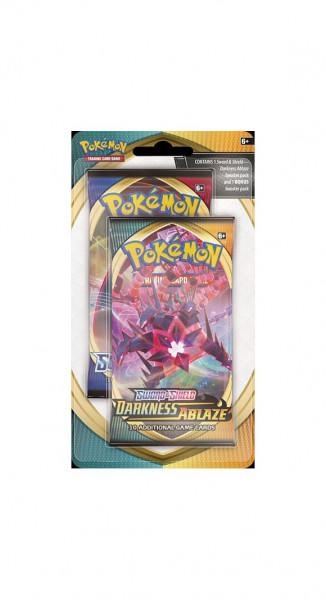 Pokémon Darkness Ablaze Bonus Double Pack Bonus Booster Set Sword & Shield