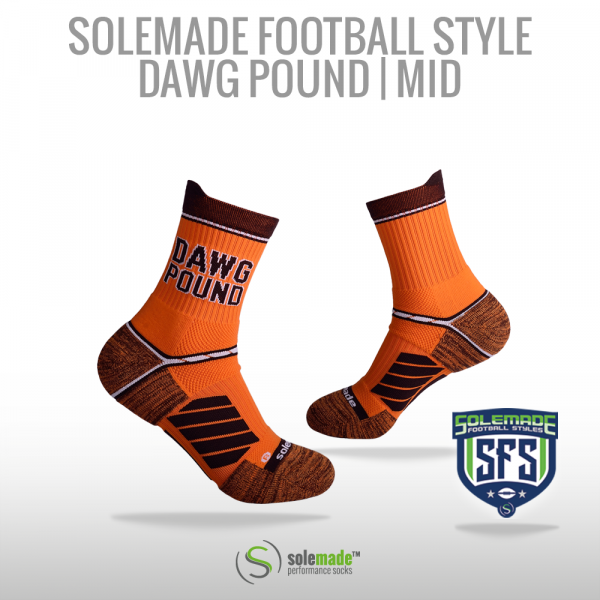 solemade Football Style Dawg Pound / Mid