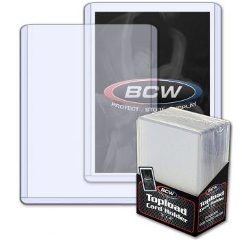 BCW Standard Toploader 35pt (25 pcs)